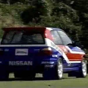 Nissan Pulsar GTI-R Nismo Rally Option Video - YouTube